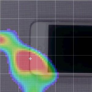 iPhone可視化画像