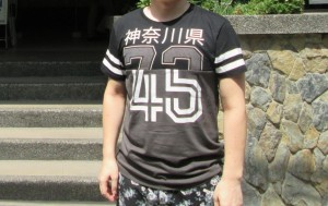 神奈川県Tシャツ