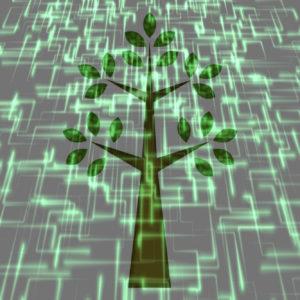 LAN-tree