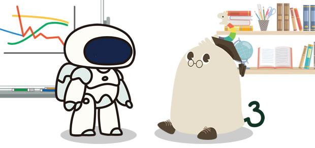 クールなロボットNAO